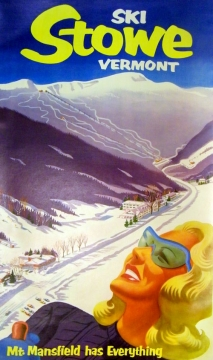 Ski Stowe Vermont
